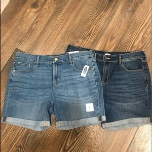 Denim/Jean Shorts! Old navy